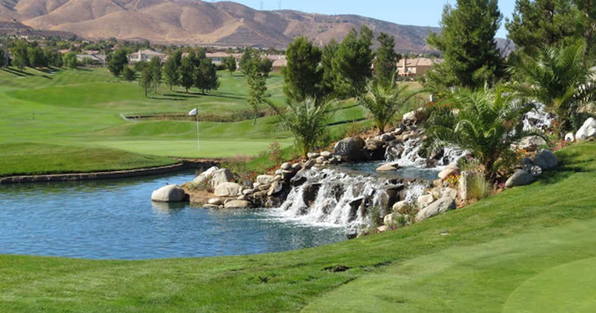 Rancho Vista Golf Club - Southern California Golf Deals in ...